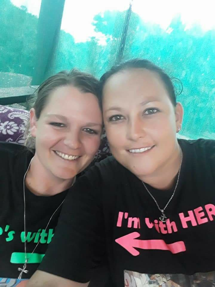 Joey and Anisha van Niekerk' a married same sex couple' disappeared from their smallholding outside Mooinooi on December 10 last year.