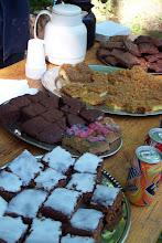 Photo: Mange kager - og de blev spist!