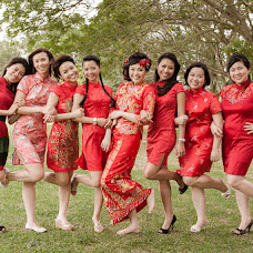 Wedding photographer Jin How Cheong (jinhowcheong). Photo of 14.02.2014