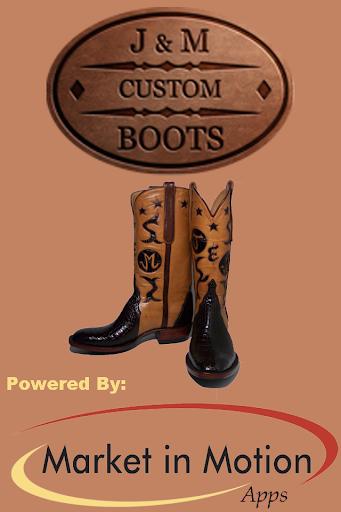 J M Custom Boots