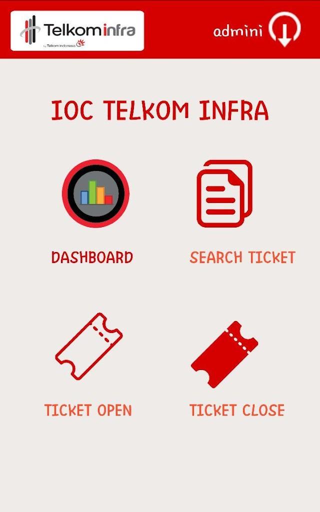 Logo Telkom Infra : telkom, infra, Telkom, Infra, Download, Com.release.tifa.helpdesk