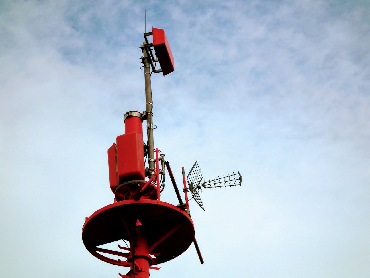 Perőcsény/Kemence - DVB-T gapfiller