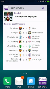 App beIN SPORTS APK for Windows Phone