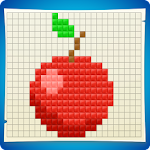 Shapes and Color – Mosaic Puzzle Game Icon