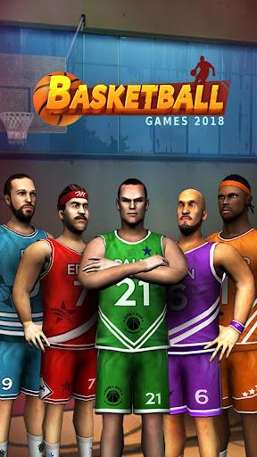 Basketball Games 2018 10.9 screenshots 13