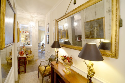 vacation rentals trocadero paris