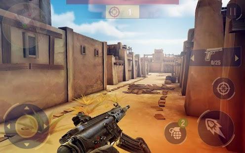 Frontline Critical Terrorist Strike: FPS Shooting - náhled