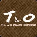 T & O Thai & Japanese icon