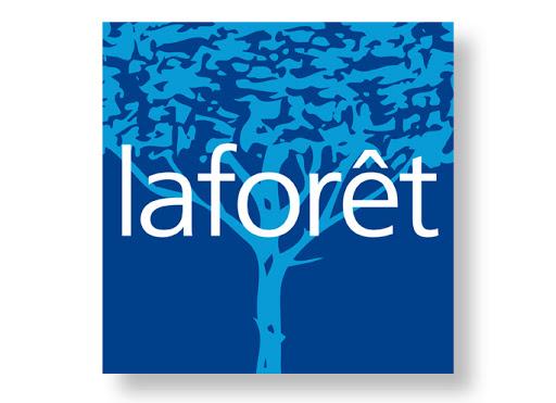 Logo de Laforêt Immobilier Menton