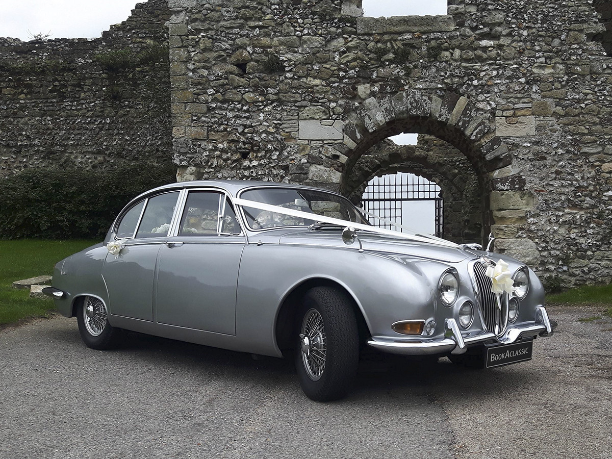 Jaguar 3.8 S-type Hire Worthing