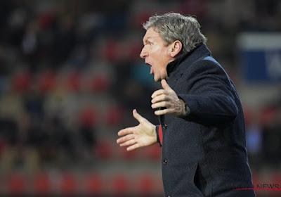 """Francky Dury : """"La victoire face au Standard a mis l'équipe sur la bonne voie"""""""
