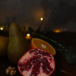 Warm Pear Walnut Salad Recipes
