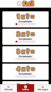 Tablas de Multiplicar- screenshot thumbnail