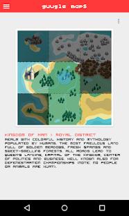 Widget RPG - náhled