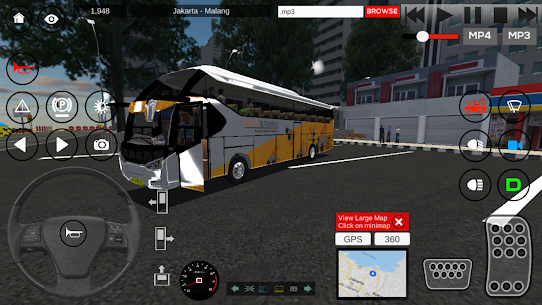 IDBS Bus Simulator MOD (Unlimited Money) 8