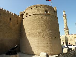 Photo: Al Fahidi Fort which is the Dubai museum