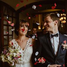 Wedding photographer Małgorzata Wojciechowska (wojciechowska). Photo of 15.08.2017