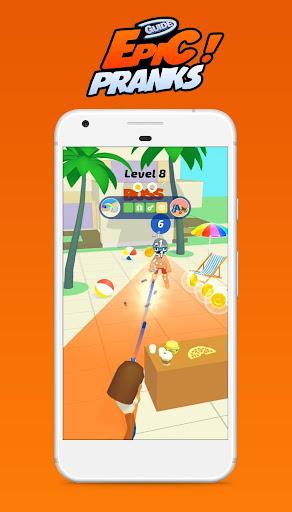 Shoot 'em all! : NERF Epic Pranks! Walkhtrough android2mod screenshots 3