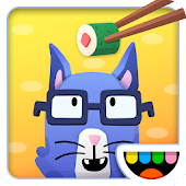 Toca Kitchen Sushi Icon