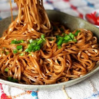 Black Noodles Recipes