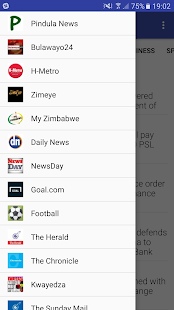 Zim News #datafree - náhled