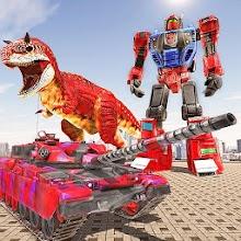 Tank Robot Car Game 2020 – Robot Dinosaur Games 3d Download on Windows