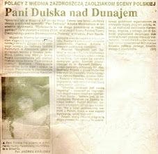 Photo: Głos Ludu (Zaolzie) - 28.10.1995 r.