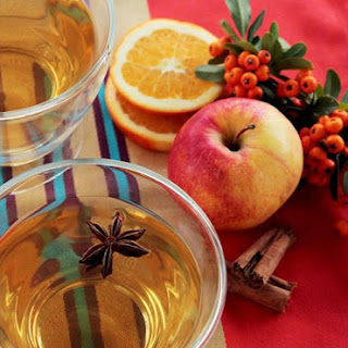 Hot Fruit Apple Cider Recipes