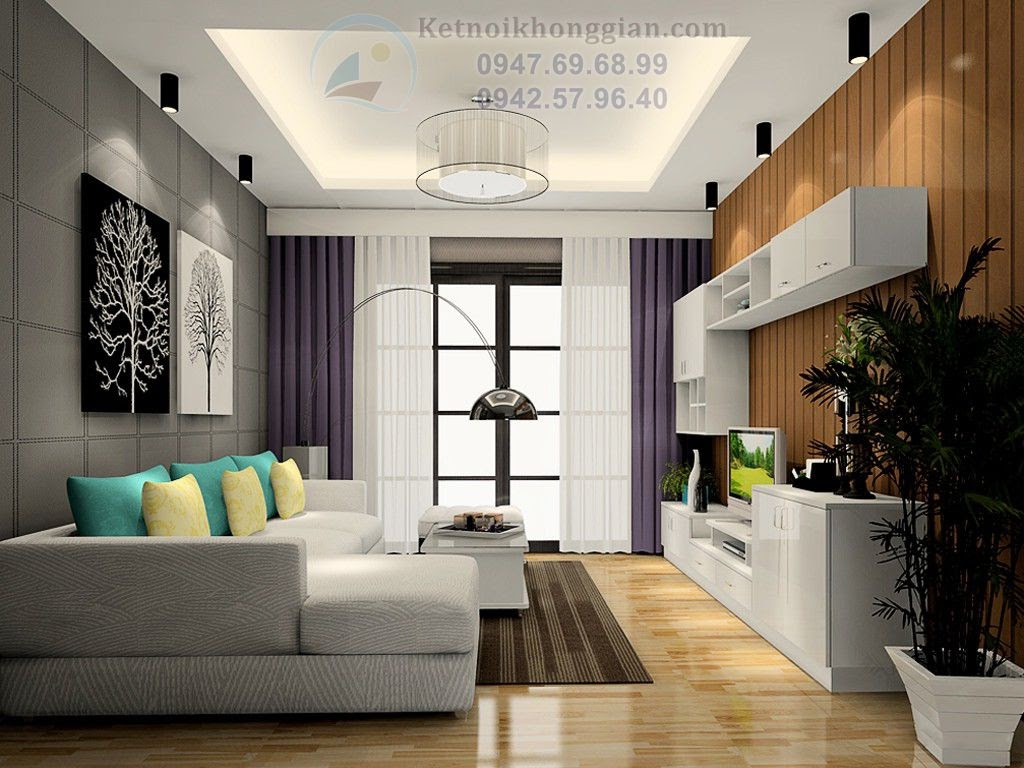 thiết kế chung cư đẹp