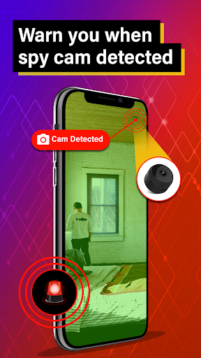 Hidden Camera Detector: Electronic Device Detector screenshots 3