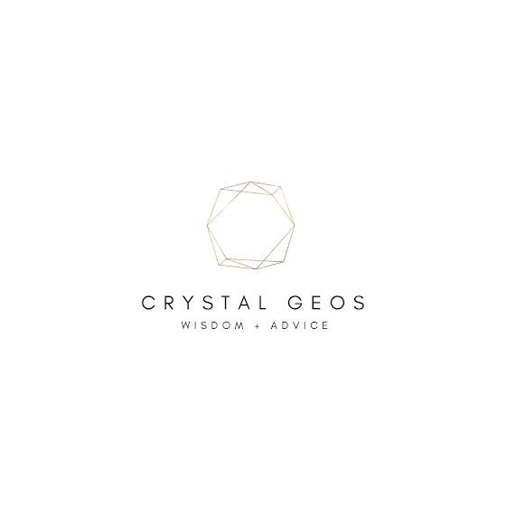 Crystal Geos Advice - Logo Template