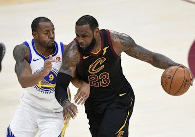 LeBron James en zijn Cavaliers willen kampioen Golden State verrassen in NBA-finale