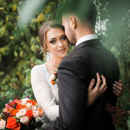 Wedding photographer Vyacheslav Svirskiy (Slavaaapost). Photo of 01.02.2018