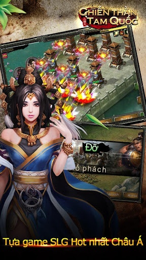 Chiu1ebfn Thu1ea7n Tam Quu1ed1c-Tranh Bu00e1 9.6.0 screenshots 11