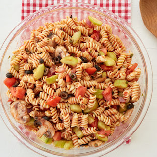 Pasta Salad With Tomato Sauce Recipes.