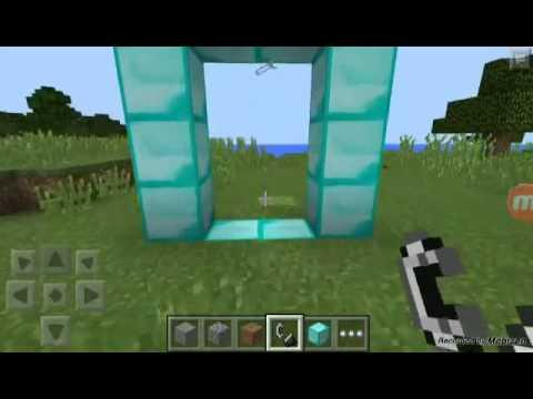 Diamond Portal for MCPE