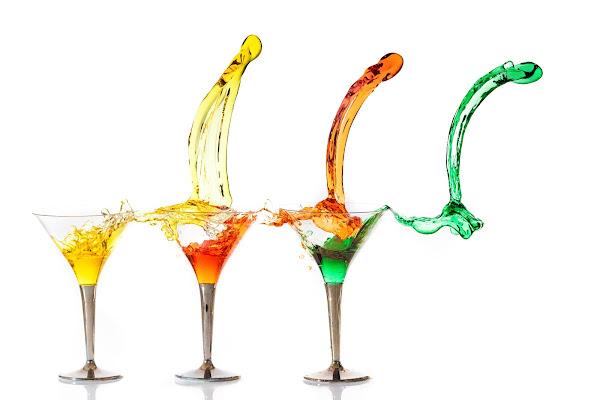 Crazy Drinks! di Karasu_Sora