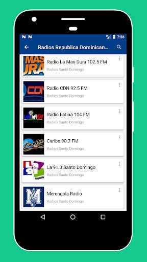 Radios Dominican Republic - Radio stations Online by AppTwo - Radio