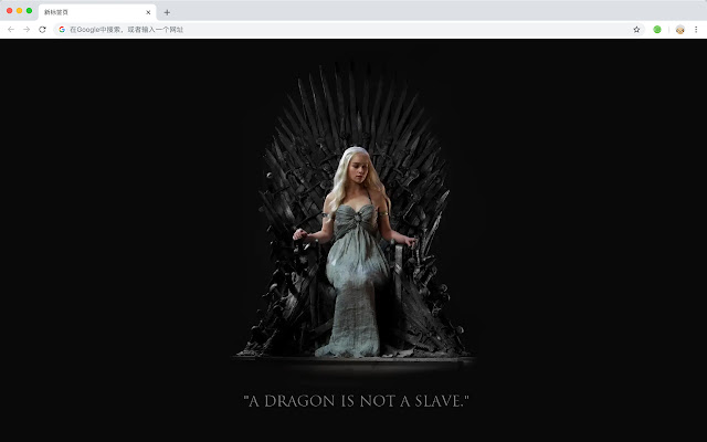 Emilia Clarke New Tab & Wallpapers Collection