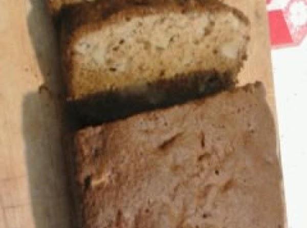 Apple Cinnamon Bread Recipe