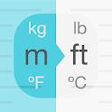 Unit Converter - Calculator: Metric & Imperial icon
