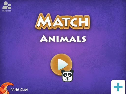 Baby Match Game - Animals
