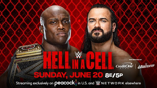 The Top Ten Wrestling Stories of the Week 6/18: Samoa Joe Returns to WWE NXT, Hell in a Cell Preview, AEW Headed to NYC, More
