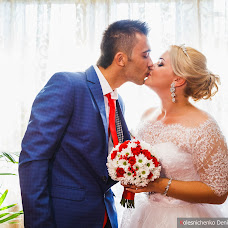 Wedding photographer Denis Kolesnichenko (DeZZ). Photo of 28.10.2015