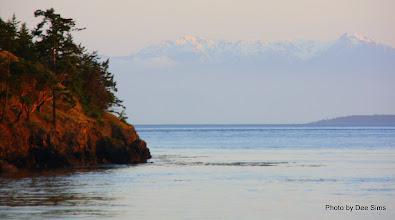 Photo: (Year 2) Day 334 - The Olympic Mountains in Olympic Peninsula (Washington)