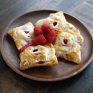 Raspberry Puff Pastry Dessert Recipes.
