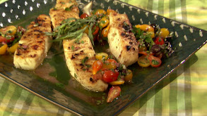 Halibut Steak Salsa Lessons thumbnail