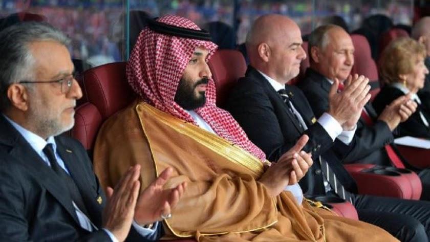 La familia real saudí suma protagonismo.