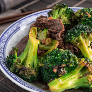 Easy Beef and Broccoli Stir Fry 西蘭花炒牛肉
