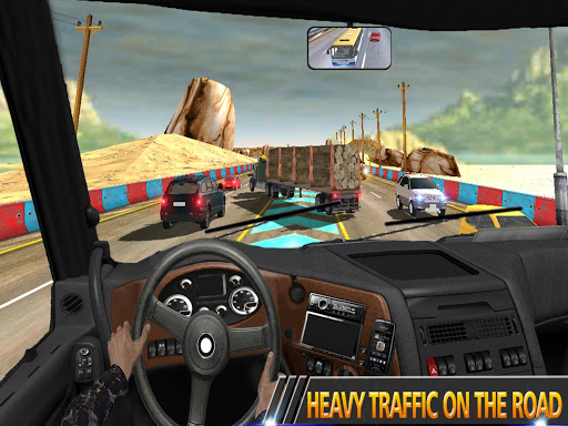In Truck Driving Games : Highway Roads and Tracks 1.1.1 screenshots 10